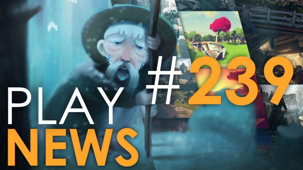 PlayNews #239 — The Forest Song, PS NEO, CS:GO...